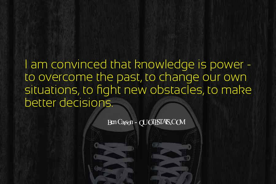 Power To Make A Change Quotes #823815