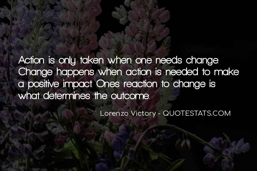 Power To Make A Change Quotes #959562