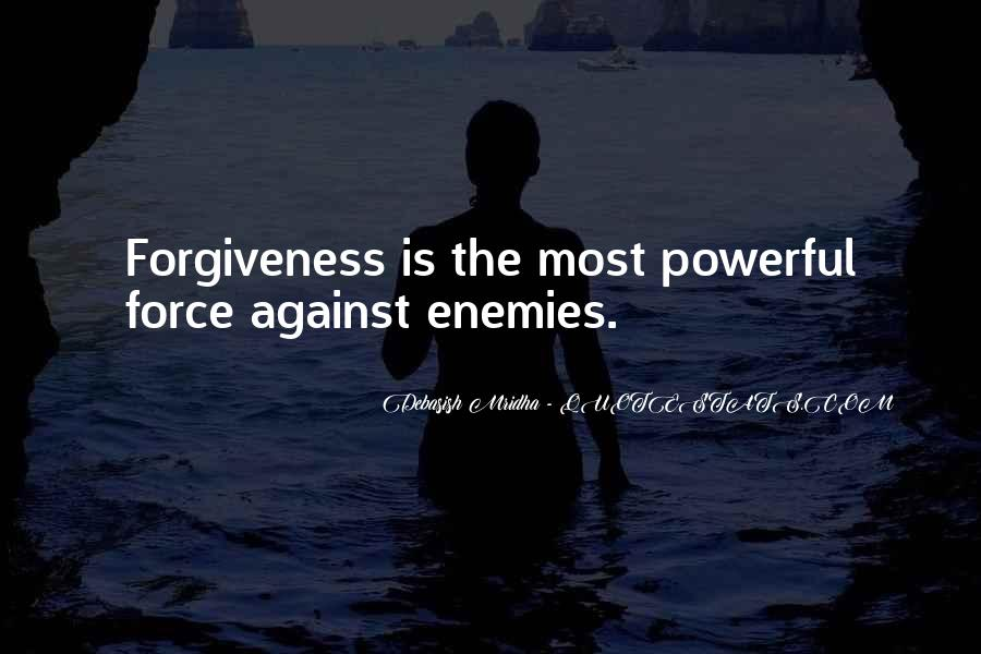 Powerful Life Force Quotes #1150295