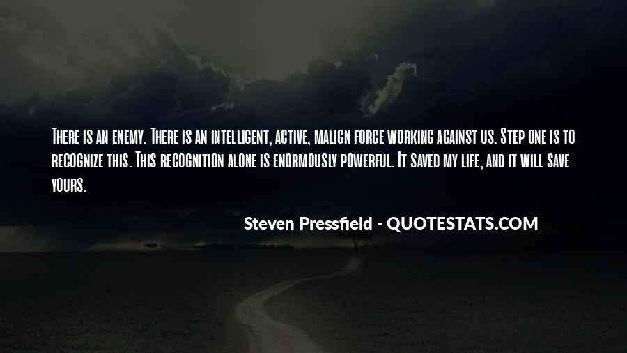 Powerful Life Force Quotes #708667