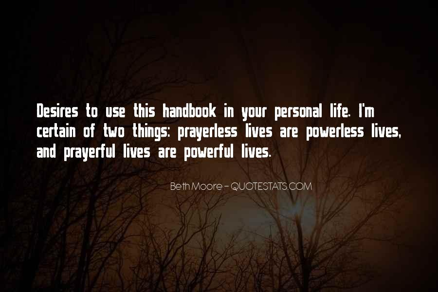 Powerful Powerless Quotes #1127623