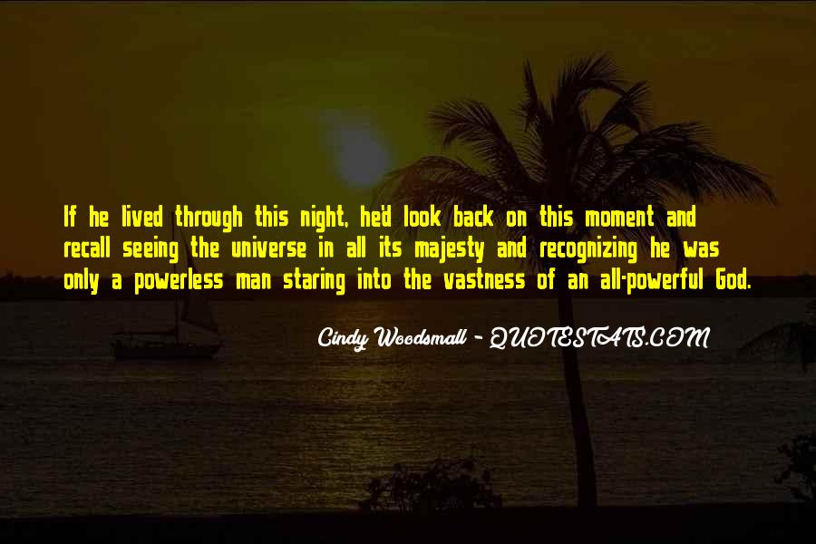 Powerful Powerless Quotes #153140