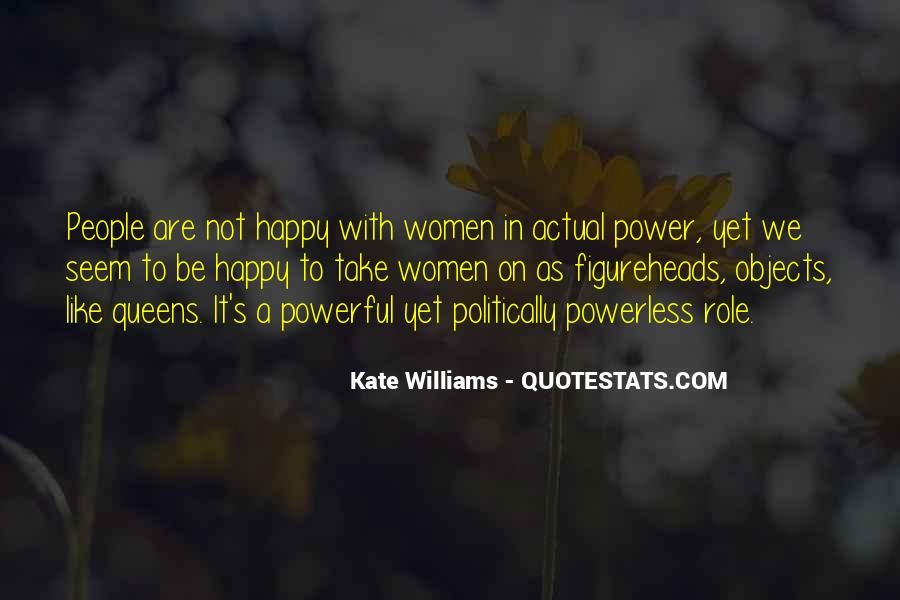 Powerful Powerless Quotes #1553326