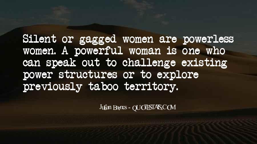 Powerful Powerless Quotes #566557