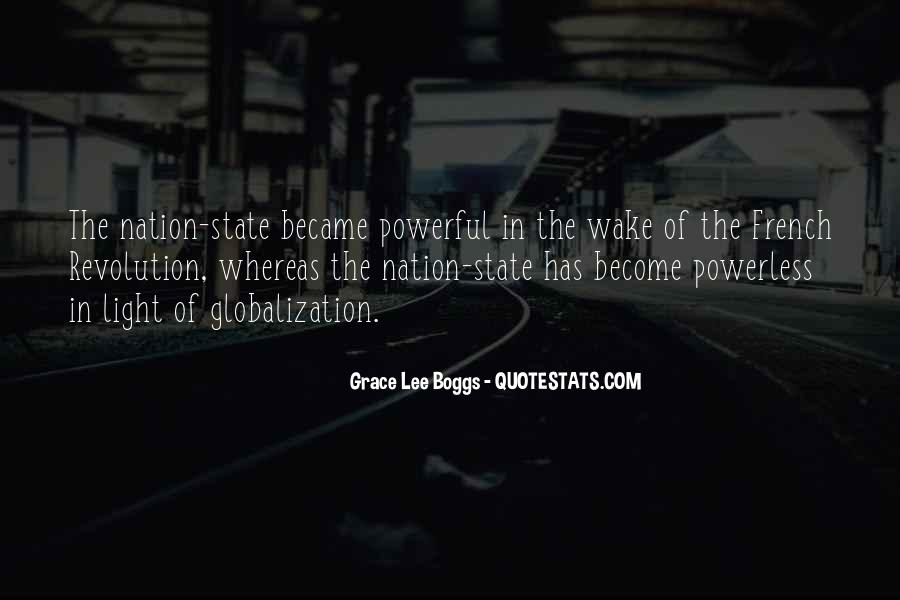 Powerful Powerless Quotes #596311