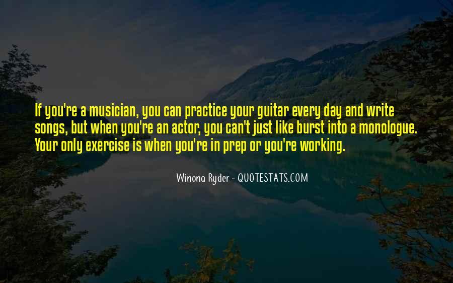 Practice Guitar Quotes #1298216