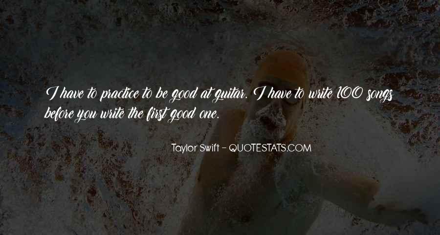 Practice Guitar Quotes #1444671