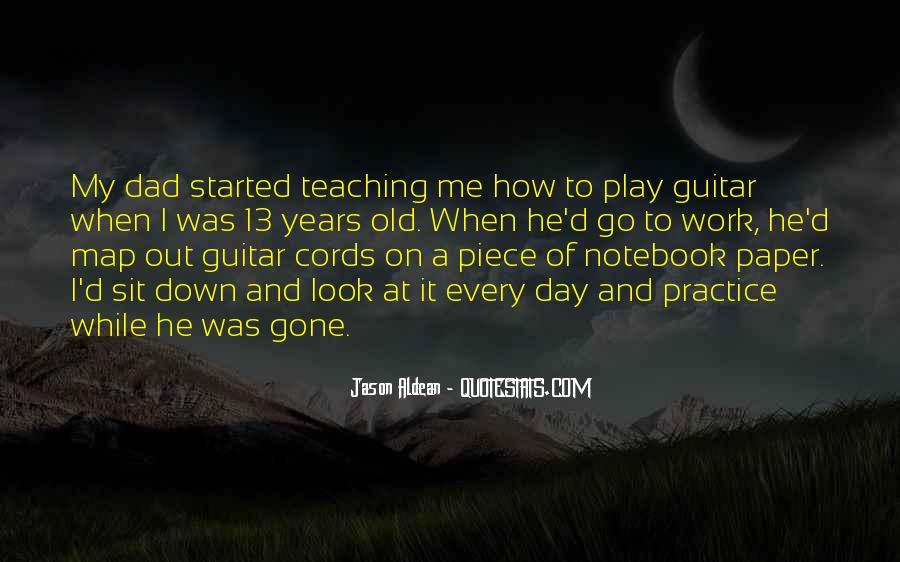 Practice Guitar Quotes #1843936