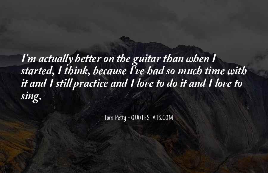 Practice Guitar Quotes #213369