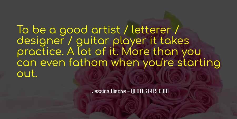 Practice Guitar Quotes #215664