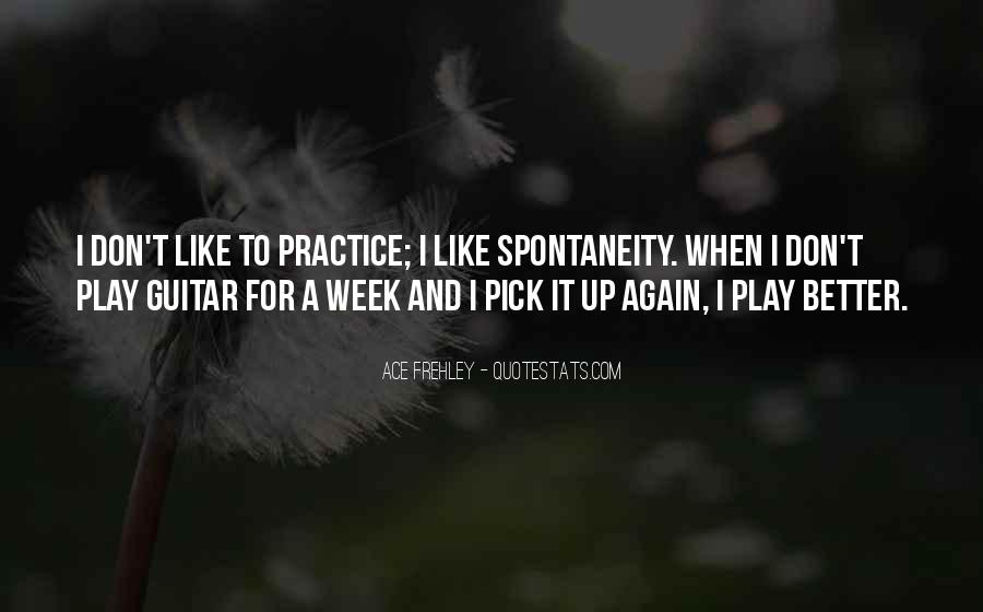 Practice Guitar Quotes #970659
