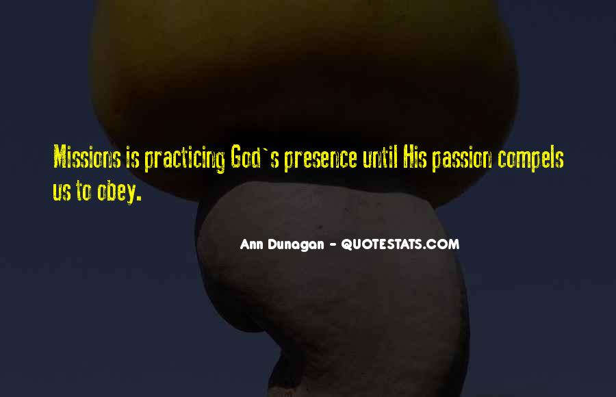 Practicing His Presence Quotes #1318999
