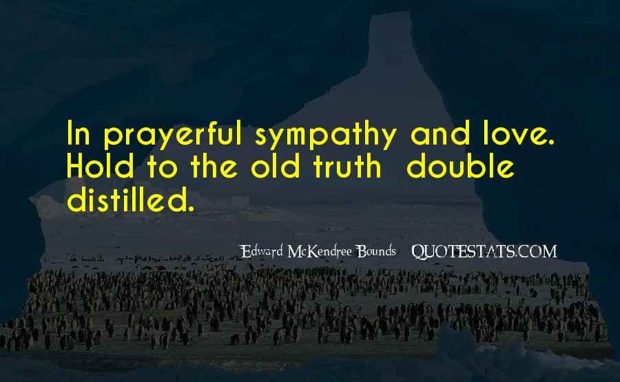 Prayerful Love Quotes #489258
