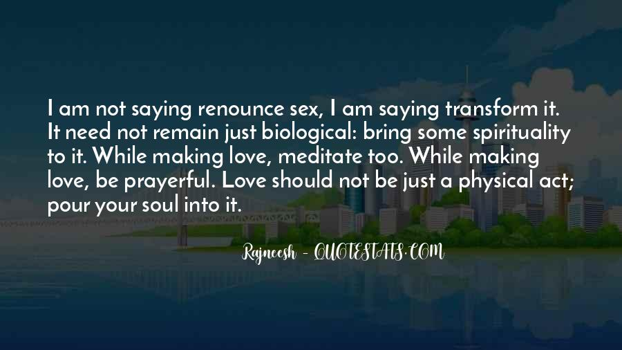 Prayerful Love Quotes #656601