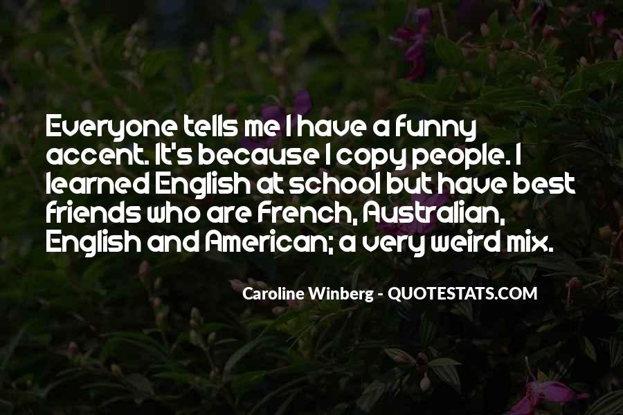 Quotes About Australian People #1034103