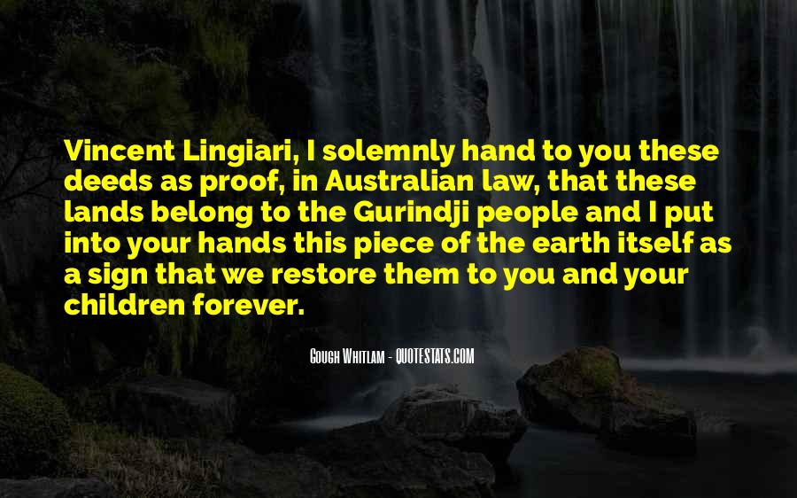 Quotes About Australian People #1379232