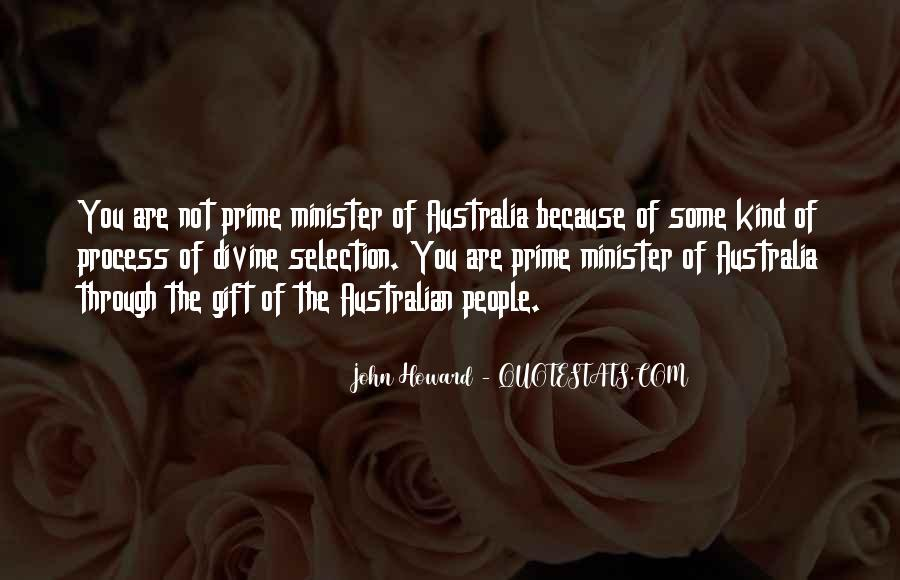 Quotes About Australian People #1446129