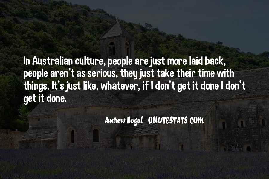 Quotes About Australian People #1528371