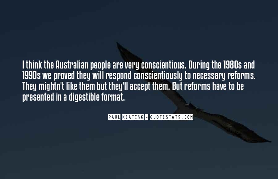 Quotes About Australian People #1541549