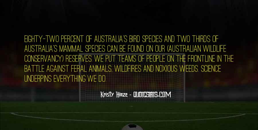 Quotes About Australian People #1631008