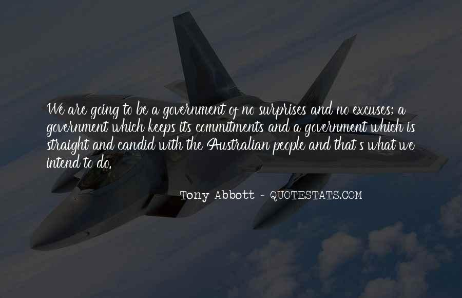 Quotes About Australian People #1801623
