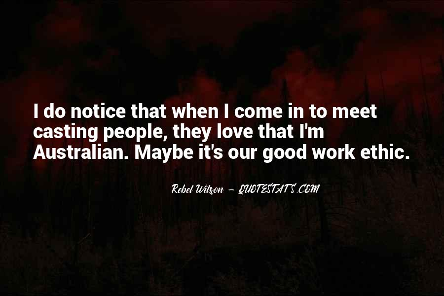 Quotes About Australian People #1833313