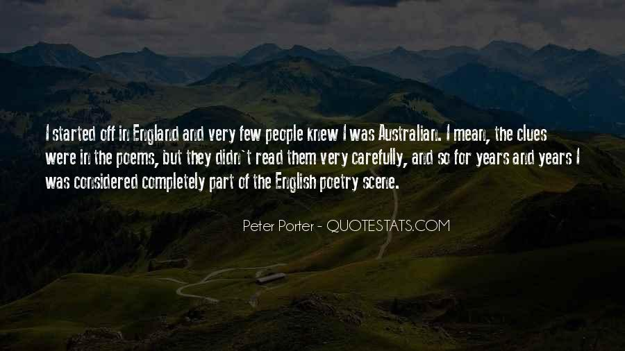 Quotes About Australian People #35875