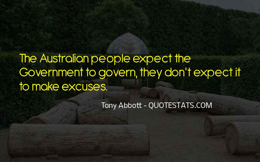 Quotes About Australian People #3748