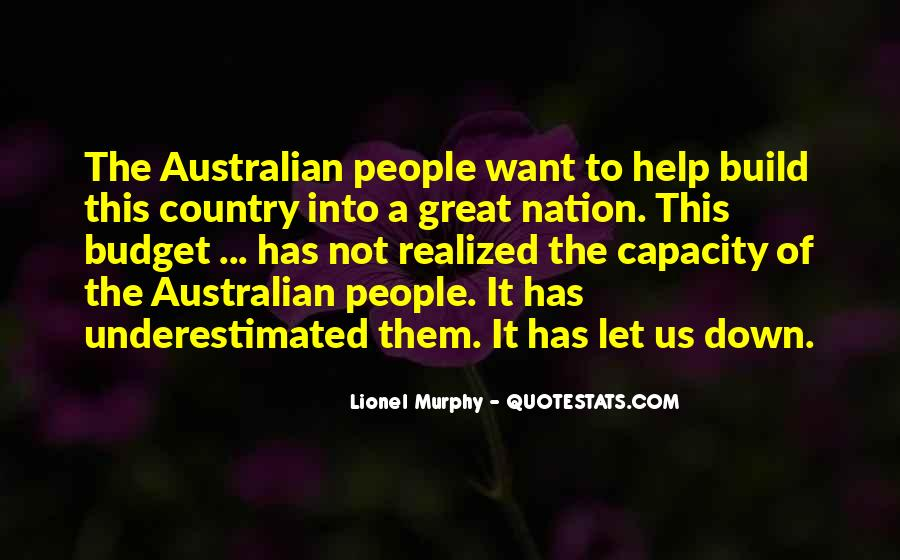 Quotes About Australian People #976190