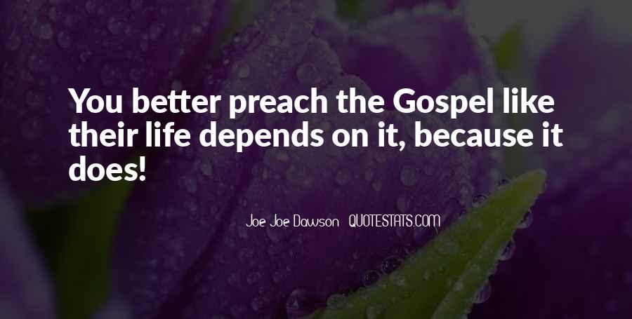 Preach It Quotes #102912