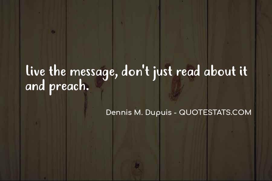 Preach It Quotes #277416