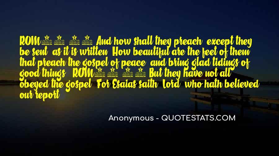 Preach It Quotes #406635