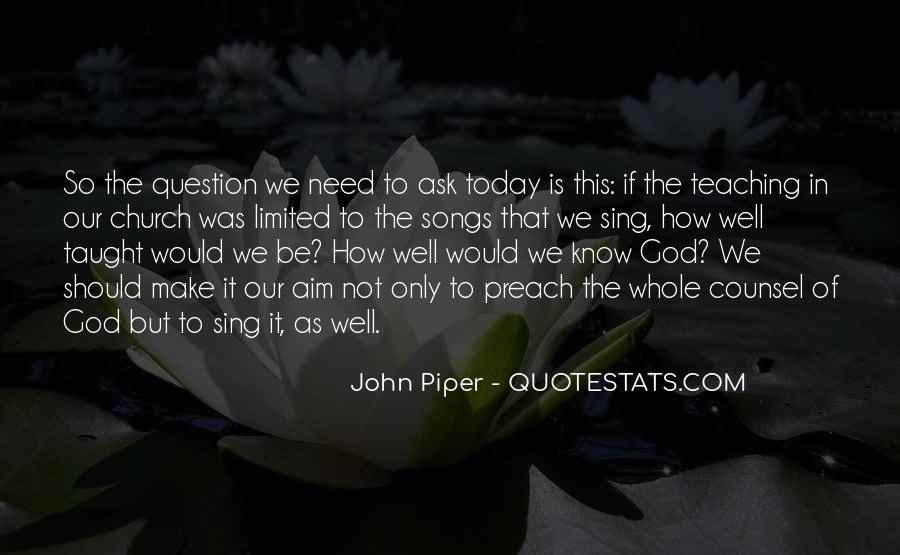 Preach It Quotes #412558