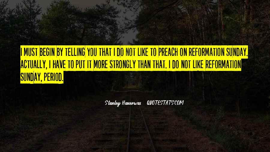Preach It Quotes #445357