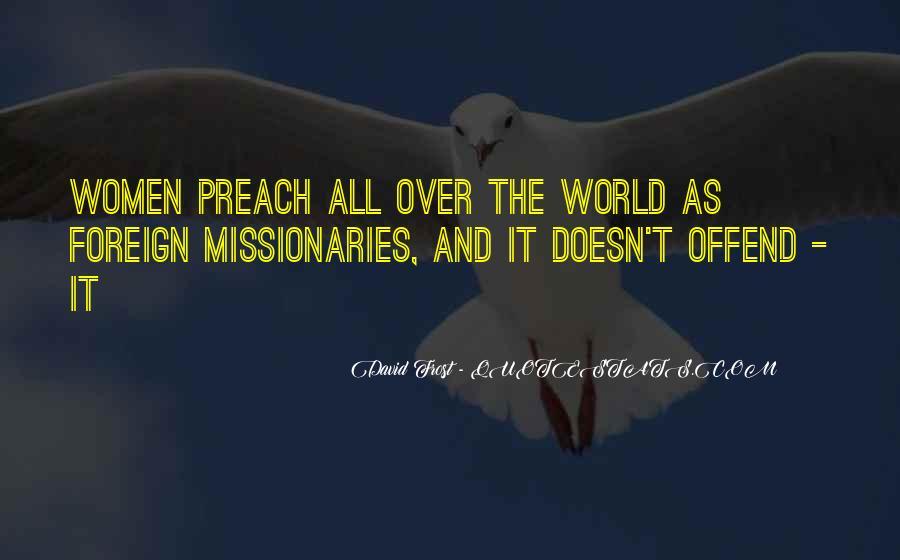 Preach It Quotes #454191