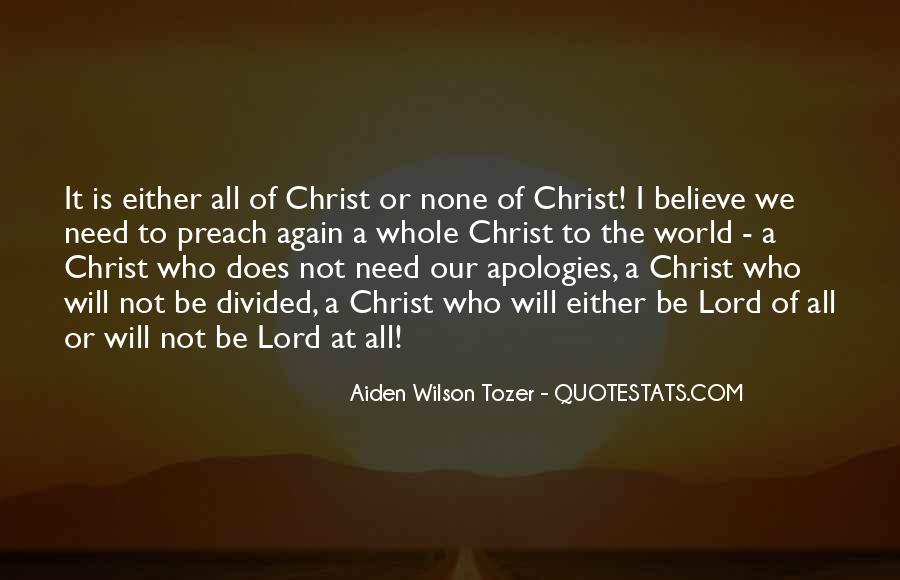 Preach It Quotes #458196
