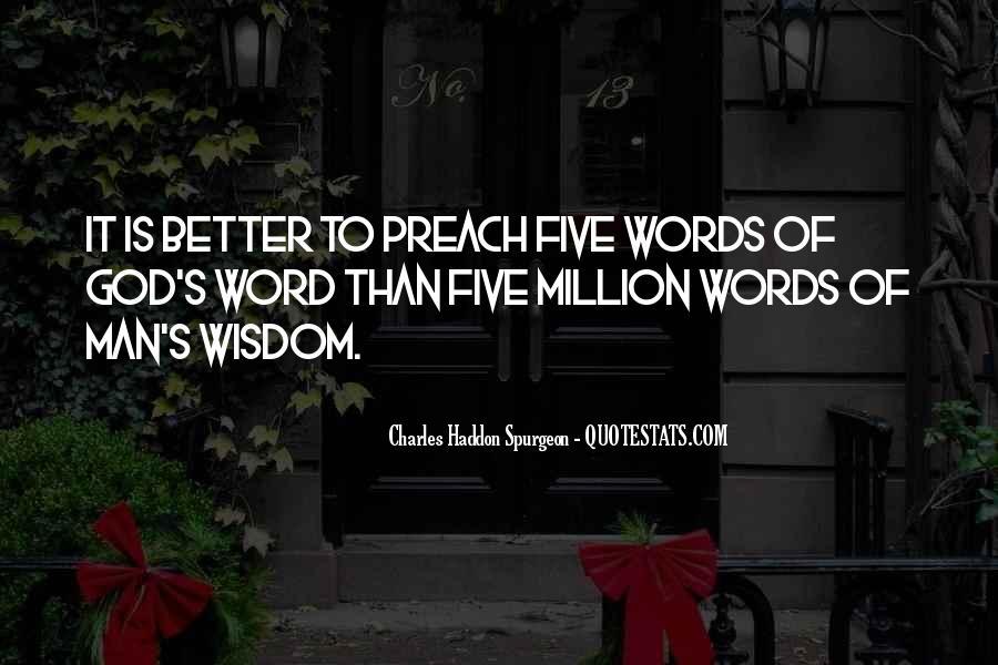 Preach It Quotes #458390