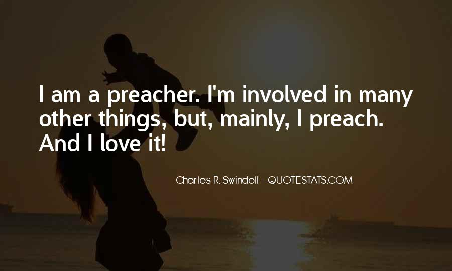 Preach It Quotes #48356