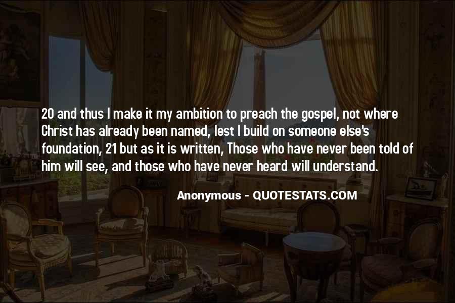 Preach It Quotes #546580