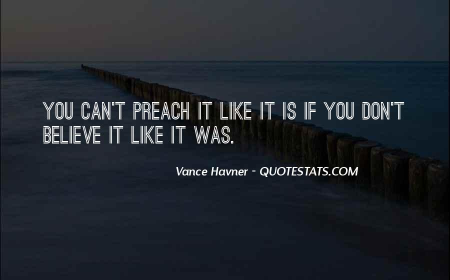 Preach It Quotes #592940