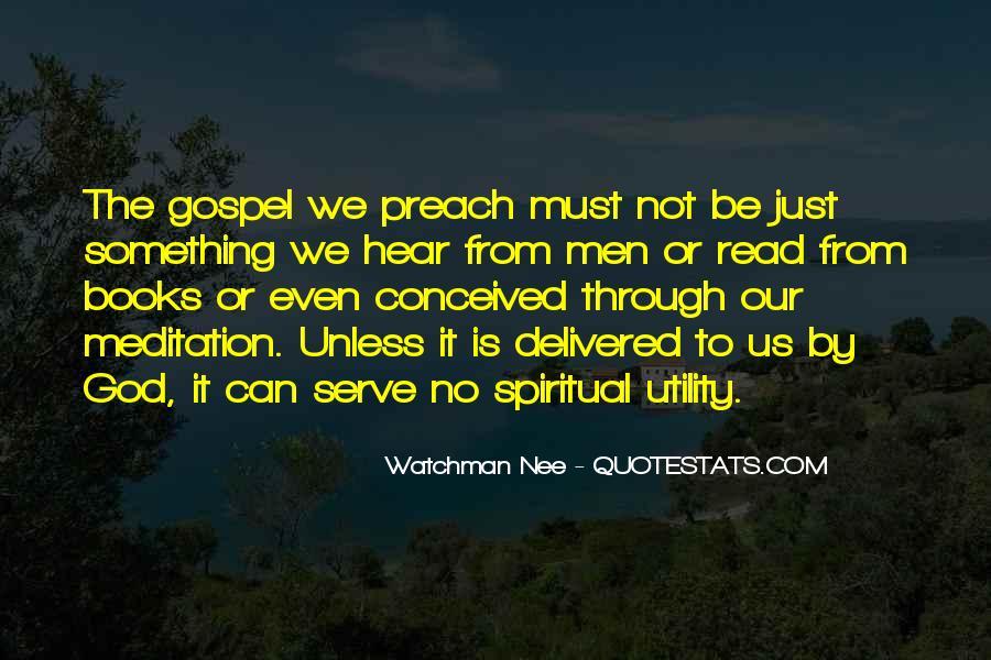 Preach It Quotes #694877