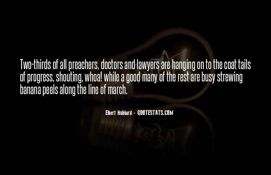 Preachers Funny Quotes #581609