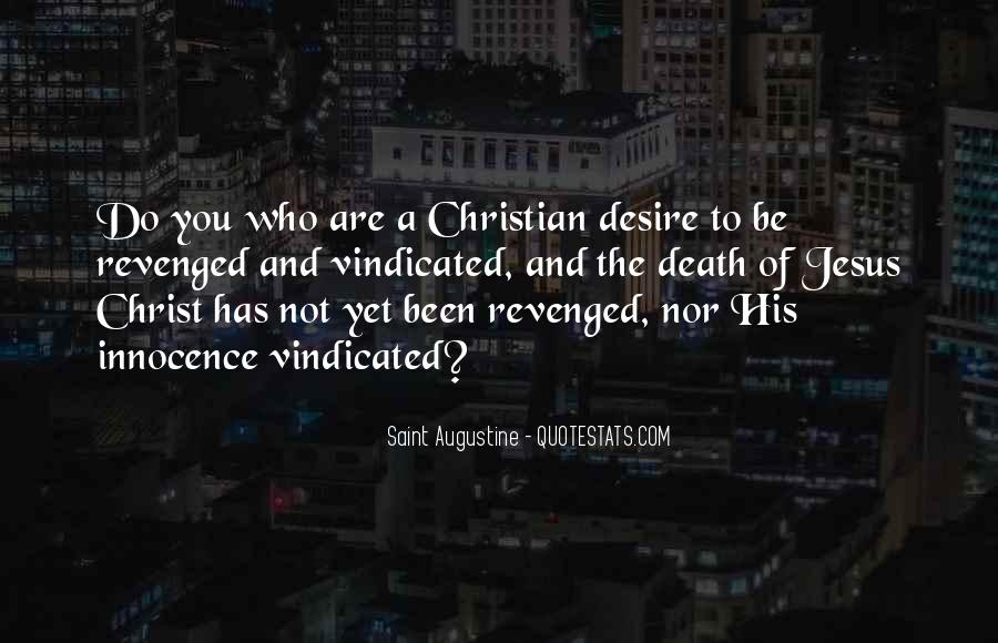 Quotes About Augustine #117240