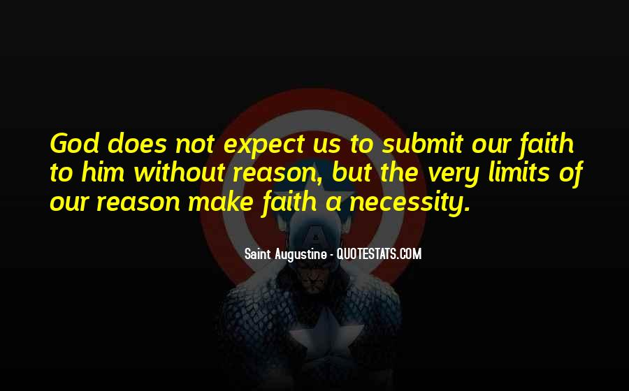 Quotes About Augustine #118197