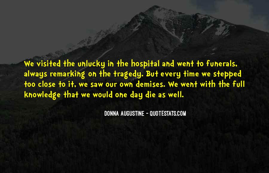 Quotes About Augustine #12783