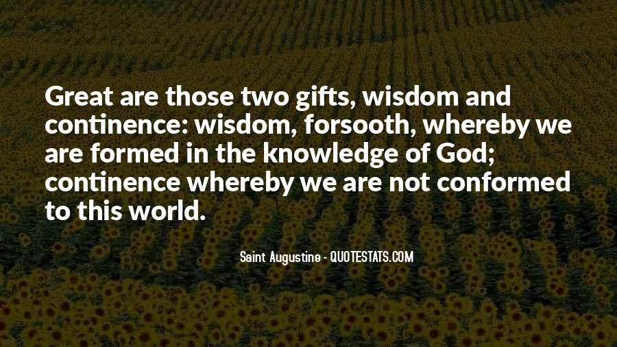 Quotes About Augustine #146594