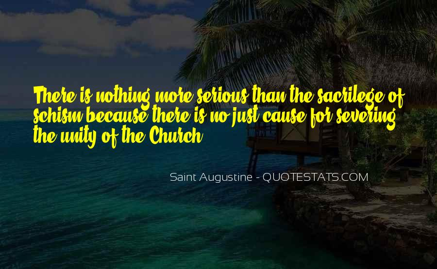 Quotes About Augustine #149491