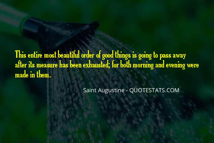 Quotes About Augustine #26763