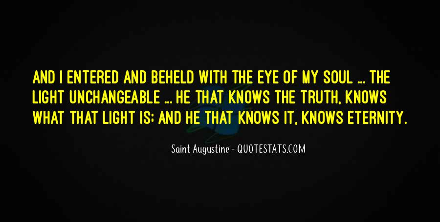 Quotes About Augustine #63389