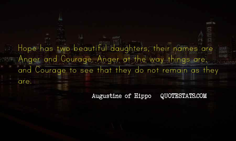 Quotes About Augustine #74017
